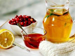 Какая еда нужна при простуде