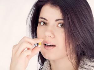 Поливитамины для профилактики осенних простуд