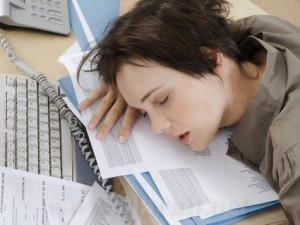 Недосыпание повышает риск заболеть простудой в 4,5 раза