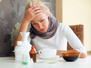 Как избежать осложнений после простуды осенью