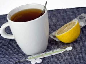 Как бороться с осенней простудой