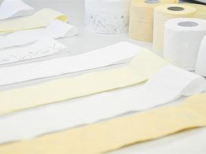 Виды туалетной бумаги