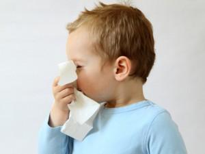Дети рискуют инсультом из-за обычной простуды
