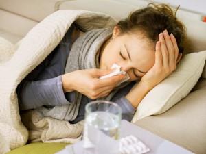 Чем лечить грипп и ОРВИ во время беременности