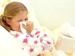 В Якутске наблюдается рост заболеваемости ОРВИ среди детей