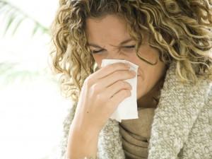 В Нижегородскую область пришел грипп