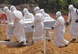 Причины новой вспышки лихорадки Эбола в Либерии установят врачи из США