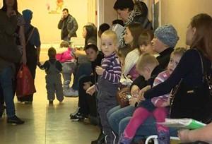 В Вологодскую область пришел грипп