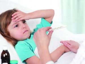 Полезные советы по лечению гриппа у детей