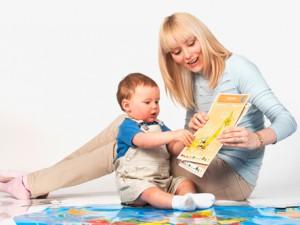 Развитие малыша от года до четырех лет