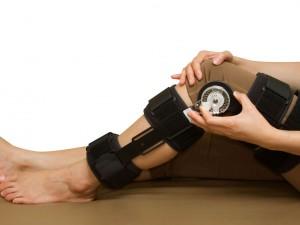 Ортез коленного сустава: виды, состав, применение