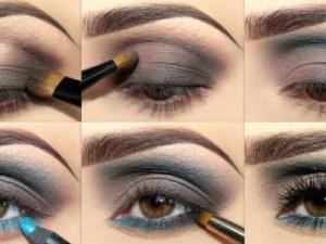 Создаём макияж глаз