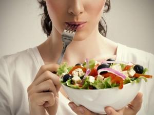 Чтобы быть здоровым нужно питаться правильно!