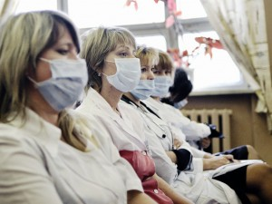 Эпидпорог по гриппу и ОРВИ в Хабаровском крае превышен почти на 28%