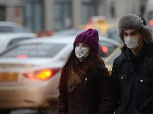 В европейской части России отмечено снижение заболеваемости гриппом