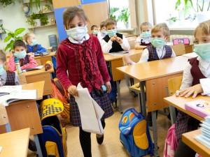 В Костроме восемь школ закрыты на карантин из-за гриппа и ОРВИ
