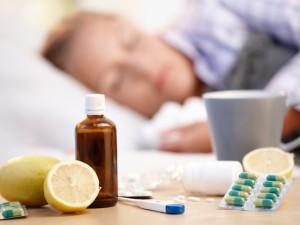 Заболеваемость гриппом и ОРВИ в Волгограде уменьшилась почти вдвое