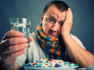 Количество жертв гриппа в Украине превысило 300 человек