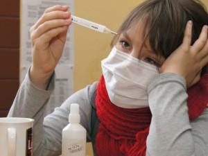 В Крыму «свиным гриппом» болеют уже 133 человека