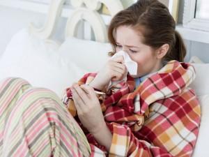 Сезон гриппа и простуд в Пензенской области понемногу начал отступать