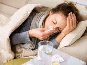Как уберечься от желудочного гриппа