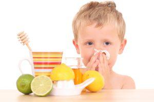 Каждая пятая детская простуда приводит к отиту