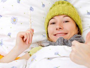 Грипп: 6 способов эффективного лечения