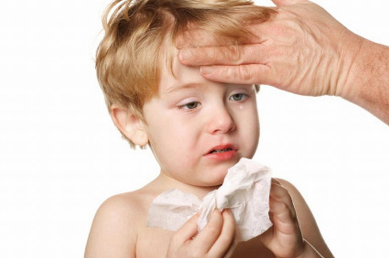 Как отличить аллергию от ОРВИ?