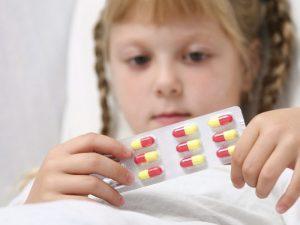 Резистентность к антибиотикам среди детей