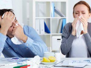 Несколько полезных действий, способствующих предупреждению гриппа