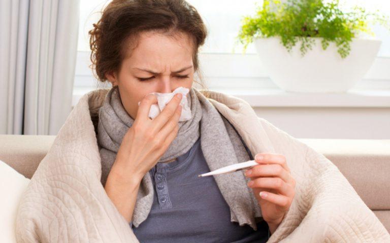 Как не подхватить простуду в офисе