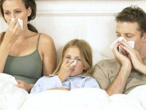 Профилактика простудных заболеваний