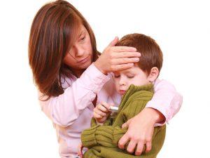 Профилактика простудных заболеваний у детей