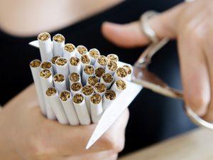 Абстинентный синдром при курении