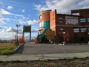 В Салехард доставили модульный комплекс для борьбы с сибирской язвой