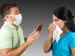 Вирус гриппа делает нас более эмоциональными
