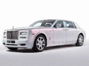 Rolls Royce Phantom – рассматриваем мультимедийную систему