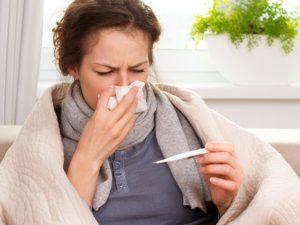 Оральные контрацептивы помогут женщинам при гриппе