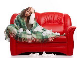 Хворь осенняя. Обычная простуда может привести к тяжелейшим осложнениям