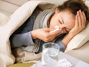 Как уберечься от простуды в холодное время года
