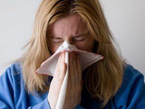 В Новосибирск пришел свиной грипп