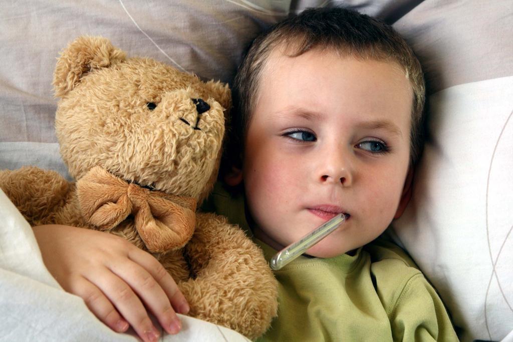если ребенок часто болеет простудными и вирусами перечню компаний