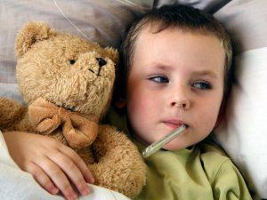 Высокая температура у ребенка: соблюдаем 3 главных правила