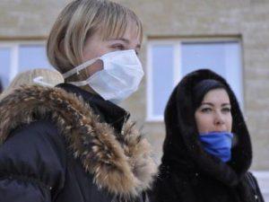 В начале нового года прогнозируется эпидемия вируса гриппа «Гонконг», против которого у большинства населения нет иммунитета