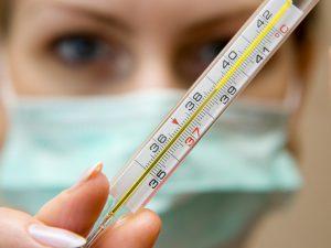 Эпидпорог по ОРВИ в Новосибирской области превышен на 22%