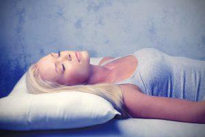 Чтобы защититься от простудных заболеваний, нужно больше спать