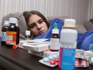 Опять грипп. Брянцев начал косить гонконгский вирус