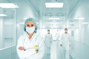 С больничными инфекциями справится медное покрытие