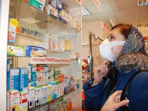 «Гонконгский грипп» продолжает наступление на Бурятию