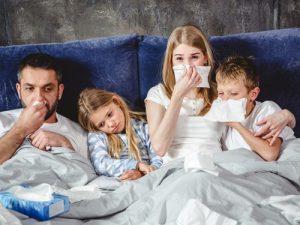 Показатель смертности от гриппа и ОРВИ в России вырос более чем вдвое